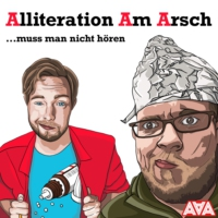 Logo of the podcast Alliteration Am Arsch