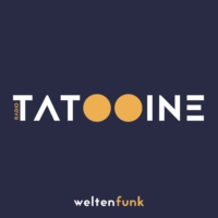 Logo of the podcast Radio Tatooine - ein deutscher STAR WARS Podcast