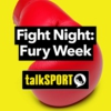 Logo du podcast Fight Night: Fury Week