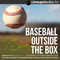 Logo of the podcast Baseball Outside the Box - Coaching Podcast