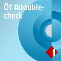 Logo of the podcast Ö1 #doublecheck
