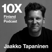 Logo of the podcast 10X Finland Podcast