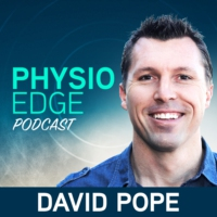 Logo of the podcast Physio Edge 090 Combating hand wrist injuries part 3 - Treatment with Ian Gatt