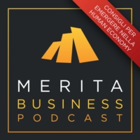 Logo of the podcast Merita Business Podcast