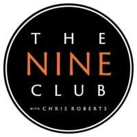 Logo of the podcast LIVE! The Nine Club Experience Holiday Show!