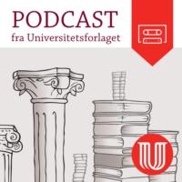 Logo of the podcast Universitetsforlagets podcast