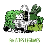 Logo of the podcast Finis tes légumes