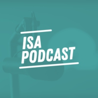 Logo of the podcast ISA Podcast