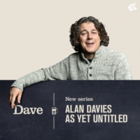 Logo of the podcast Alan Davies As Yet Untitled:#HelloCanIHaveABath