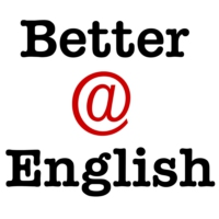 Logo of the podcast Better at English - Free English conversation lessons podcast