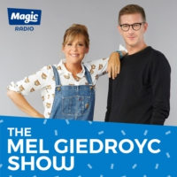 Logo of the podcast The Mel Giedroyc Show