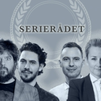 Logo du podcast Firkantede øjne #9: Space Force, The Last Dance, Upload, Snowpiercer, Normale Mennesker, Rick & Mor…