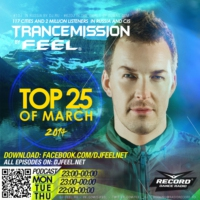 Logo du podcast DJ FEEL - TRANCEMISSION (06-07-20) #1012