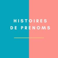 Logo of the podcast Histoires de prénoms par Alexandra S.
