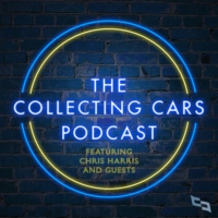 Logo of the podcast The Collecting Cars Podcast with Chris Harris