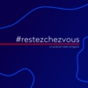 Logo du podcast #RestezChezVous
