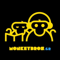 Logo du podcast Wonder Woman - Monkey Bros Show