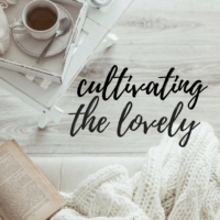 Logo du podcast Cultivating the Lovely- The Podcast