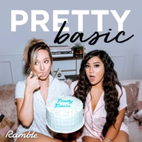 Logo du podcast Pretty Basic with Alisha Marie and Remi Cruz
