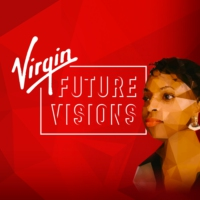 Logo of the podcast Future Visions live in London