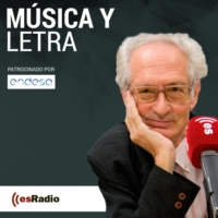 Logo of the podcast Música y Letra: Juliette Gréco III