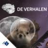 Logo of the podcast De Verhalen