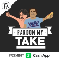 Logo du podcast Pardon My Take