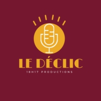 Logo of the podcast Le Déclic de Julien Ménielle : infirmier, journaliste, YouTubeur