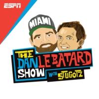 Logo du podcast The Dan Le Batard Show with Stugotz