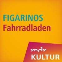 Logo of the podcast MDR KULTUR FIGARINO Spannende Lesungen in Figarinos Fahrradladen