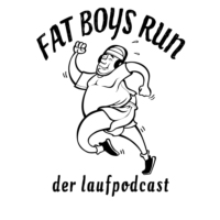 Logo of the podcast FatBoysRun - der Laufpodcast