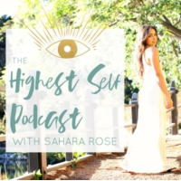 Logo du podcast 285: Why You Need To Get Into Your Lower Chakras NOW with Sahara Rose