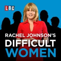 Logo du podcast Rachel Johnson's Difficult Women: Coming Soon