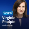 Logo of the podcast L'édito sport - Virginie Phulpin