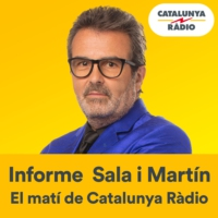 "Logo du podcast Sala-i-Martín: ""La crisi no l'ha causada el confinament"" - 02/07/20"