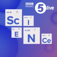 Logo du podcast Naked Scientists:Electricity from air, badgers to help solving flooding, and A.I. in medicine