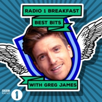 Logo of the podcast Radio 1 Breakfast Best Bits with Greg James