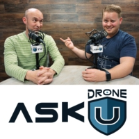Logo du podcast Ask Drone U