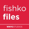 Logo of the podcast Fishko Files from WNYC