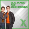Logo du podcast Elis James and John Robins on Radio X Podcast