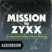 Logo of the podcast Mission To Zyxx
