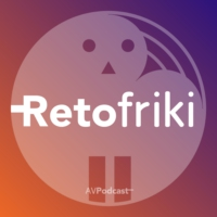 Logo du podcast Reto Friki Verano 02: The AVPodcast at the end