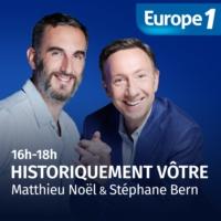 Logo du podcast Historiquement vôtre - Stéphane Bern et Matthieu Noël