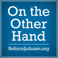 Logo of the podcast On the Other Hand: Ten Minutes of Torah