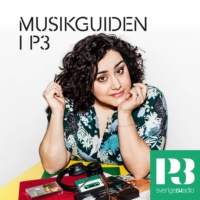 Logo of the podcast Musikguiden i P3 Med Tina Mehrafzoon 2014-10-13 kl. 19.03