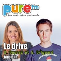 Logo du podcast Le drive - Pure FM RTBF