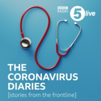 Logo du podcast #4 The Coronavirus Diaries