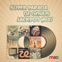 Logo du podcast M80 - Super Parada de Genius Jackpot Mix