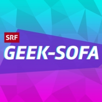 Logo of the podcast Geek-Sofa