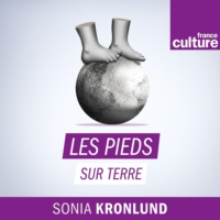 Logo of the podcast Les pieds sur terre